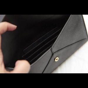 Prada Saffiano Wallet